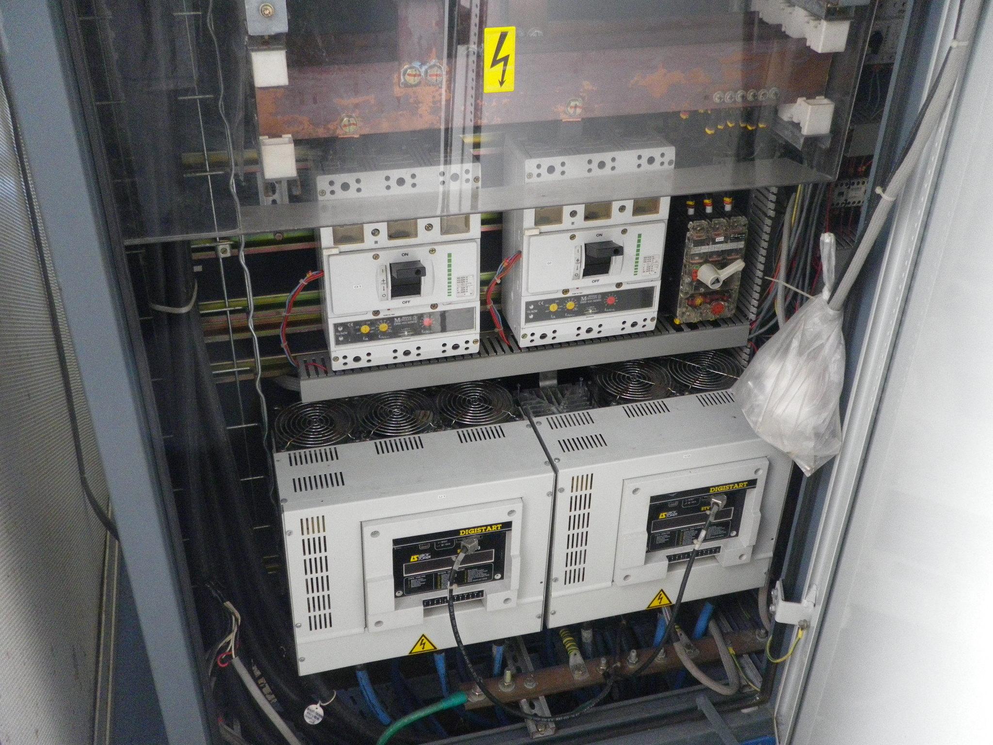 福島県某所施設:送水ポンプ駆動装置更新工事