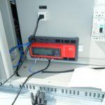 施工事例:SMA社製パワーコンディショナの連系作業