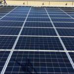 施工事例:工場への産業用太陽光発電の設置(全量自家消費)2