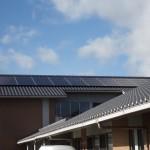 施工事例:高圧受電施設への低圧太陽光発電設置