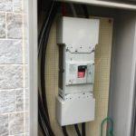 施工事例:メンテナンス事例 高圧太陽光発電システム