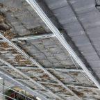 施工事例 : 彦根市 N様邸 鳩除け工事