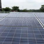 太陽光発電所の保守・点検 野立て