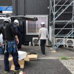 施工事例 : 草津市 屋根置産業用太陽光発電システム 電気編