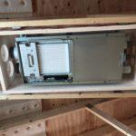施工事例 : 24時間換気システムの設置