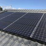 施工事例 : 太陽光発電&蓄電池
