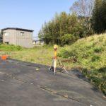 産業用太陽光:野立て架台設置工事