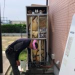 エコキュート取付工事:電気温水器からの交換工事