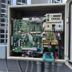 施工事例 : 産業用PCSの内部ファン交換