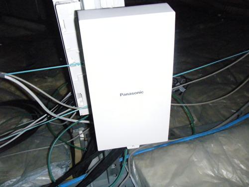 設置事例:接続箱の設置例